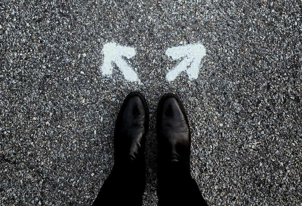 Shoes path